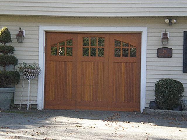 Wood Gallery Garage Doors Norwalk, Overhead Garage Doors Norwalk Ct