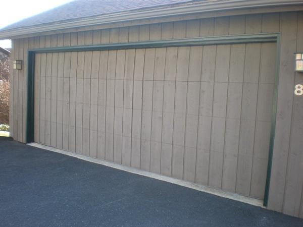 Wood Gallery For Garage Doors Norwalk Connecticut